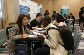 "Chinese Companies Form ""Job Fair"" Program to Employ Rwanda-China Alumni"