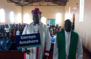 From Catholics, Road Safety Campaign Goes to Pentecostal Churches