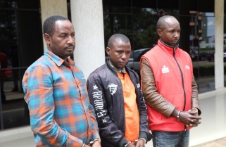 Three Former Police Officers Arrested For Alleged Robbery