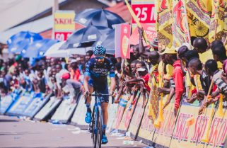 Jhonatan Restrepo Wins Again, Mugisha Holds GC Timeline