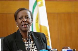 'Stop Blame Games' Mushikiwabo Cautions Burundi