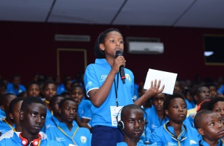 Rwandan Children Take Stand against Careless Parents