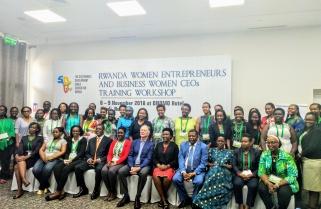SDGC Africa Takes Women Entrepreneurship Sample in Rwanda