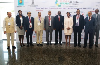 Mega Deals as India-Africa ICT Summit Opens in Kigali