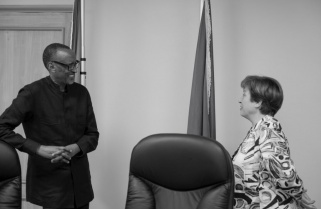Georgieva for the Job: President Kagame Backs Bulgarian for IMF top Job
