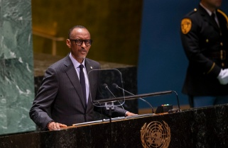 Africa is a Source of Solutions –President Kagame at UNGA