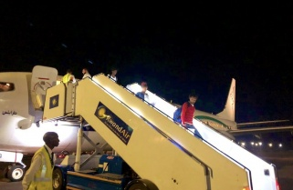 First Batch of Refugees Arrives in Rwanda from Libya
