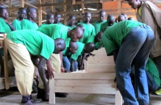 Iwawa: Rwanda's rehab turns criminals into role models