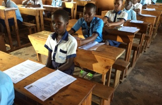 Former Street Children Increase Numbers of National Exam Candidates