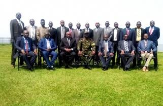 Intelligence Chiefs Converge in Rwanda to fix Regional Security