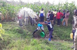 Rwandans Brace First Umuganda of 2017 (UPDATED)