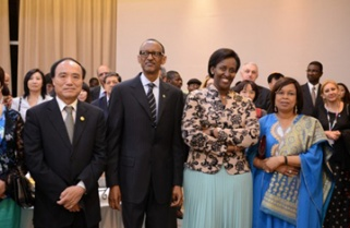 Kagame says ICT has accerelated Rwanda's development