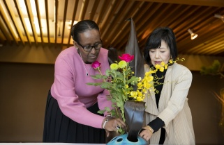 Important Moments of First Lady Jeannette Kagame's Visit to Japan