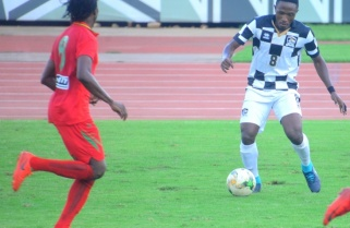 CAF CC: APR Fc Edge Djoliba, Bows out On Away Goal Rule