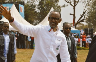 'No One Should Play With Our Security' – Kagame Tells Voters
