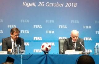 FIFA Council Meeting: Rwanda to Receive USD 6m Development Fund