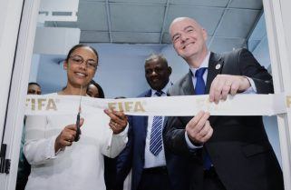 Rwanda Agrees to Host FIFA Regional Development Office