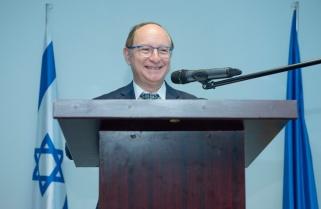 Israel Embassy Opens in Kigali