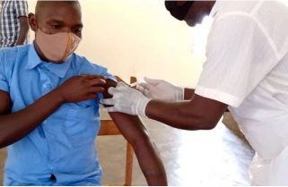COVID-19: Vaccination Goes to Iwawa Island