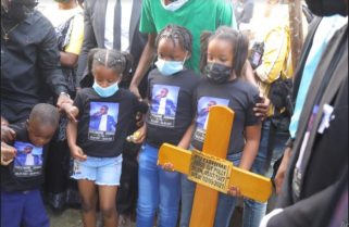 Rwandan Rapper Jay Polly Laid to Rest