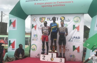 Rwandan Nzafashwanayo Cruises to Stage Six Victory in Tour du Cameroon
