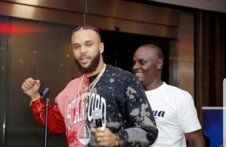 You Received Me Like Your Own – American Superstar Jidenna to Rwandans