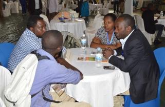Kigali Job Fair: Who is Dating Who?
