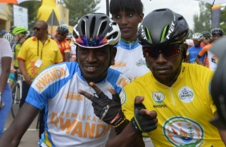 Team Rwanda in Gabon Ready for Tropicale Amissa Bongo Race