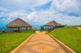 KCV-Rebero: The $40M Cultural Village In the Making at Kigali's Best Point of View