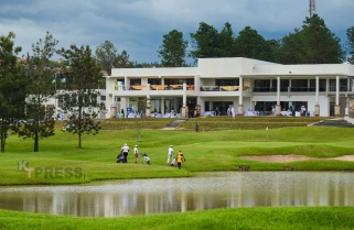 Rwanda Opens State-of-the-Art Golf Course