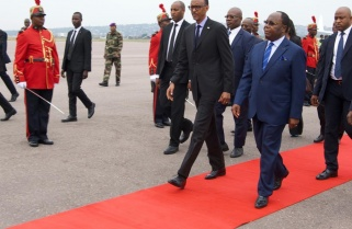 """Kagame in Brazzaville for """"Investing in Africa"""" Forum"""