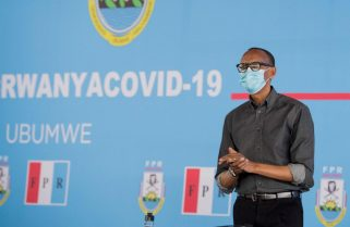 Our Fight With The Pandemic Continues – President Kagame