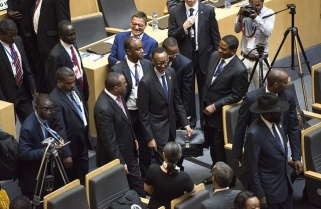 Detailed Kagame Proposal to Revamp AU, End Donor Dependence