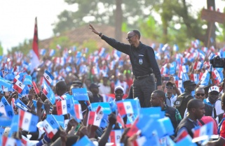 Kagame Tells Voters He Needs Them Just as They Need Him