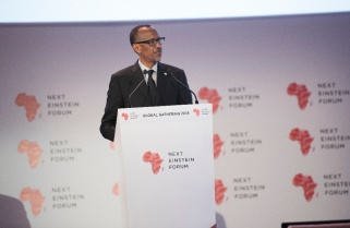Gender Gap in Sciences Should Not Be Accepted–Kagame