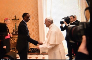 Rwandan Names that Will Shock Pope Francis Today