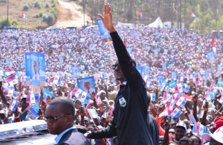 RPF Campaign Trail Heads to Gakenke District