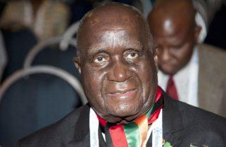 Zambia's Former President Kenneth Kaunda Dies Aged 97