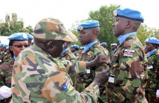 Kenya Withdraws its Troops from South Sudan