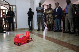 You Can Now Send Your Young Child to Learn Robotics in Kigali