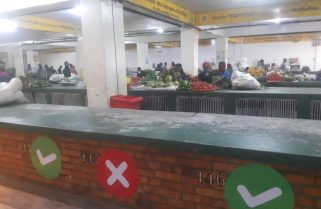 COVID-19: Kigali City Market Reopens