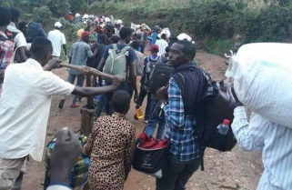 Police to Investigate Congolese Refugees Protest