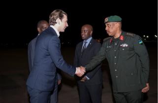 Kagame, Chancellor Kurz to Discuss Africa – Europe Forum in Vienna