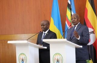 Rwanda, Uganda Set Terms for MoU Implementation