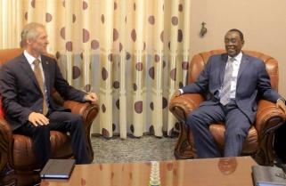 I Will Proudly Speak for Rwanda – Outgoing Belgian Envoy