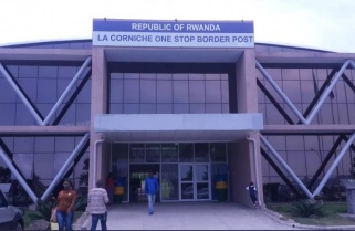 Rwanda, DRC Discuss opening of La Corniche One Stop Border Post