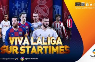 StarTimes Secures 4-season Media Rights for LaLiga Santander