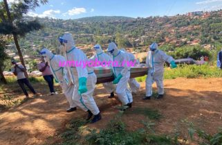 First COVID-19 Victim In Rwanda Laid to Rest