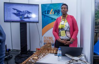 Rwandan Firm Among the Winners of Kivu Drone Challenge Award