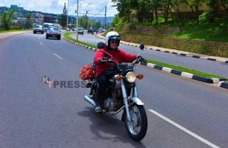 54 Years Touring the World on Motorbike
